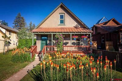 La Plata County Single Family Home For Sale: 2339 W 3rd Avenue