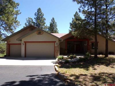 Ridgway Single Family Home For Sale: 405 Bear Cub Drive