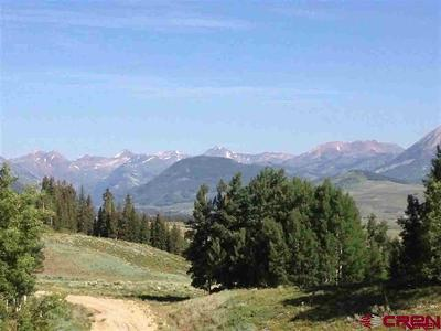Crested Butte Residential Lots & Land For Sale: Hidden Mine Road