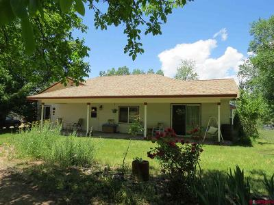 Single Family Home For Sale: 22952 Sweet Clover Road