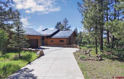 Ridgway Single Family Home For Sale: 412 S Badger Trail