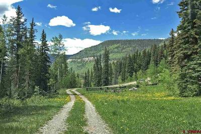 Durango Residential Lots & Land For Sale: 140 Macfiretree Lane
