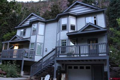 Ouray County Condo/Townhouse For Sale: 1548 Hinkson Terrace