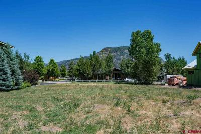 Durango Residential Lots & Land For Sale: 782 N Dalton Ranch Road