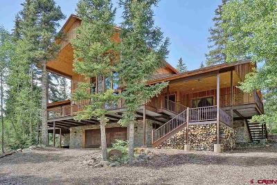 Ouray Single Family Home For Sale: 3543 Highway 550