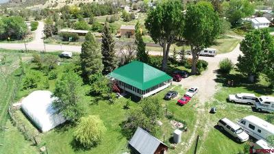 Single Family Home For Sale: 646 Highway 92