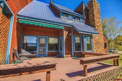Pagosa Springs Condo/Townhouse For Sale: 147 Wildwood Drive #Building