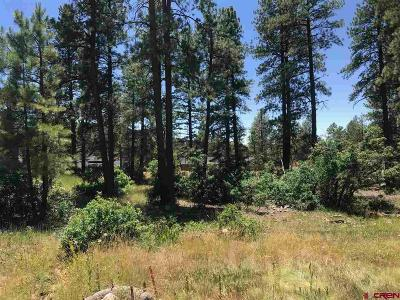 Durango Residential Lots & Land For Sale: 88 Engine Creek Trail