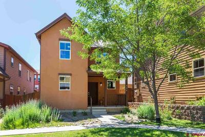 Durango Single Family Home For Sale: 228 Sierra Vista Street