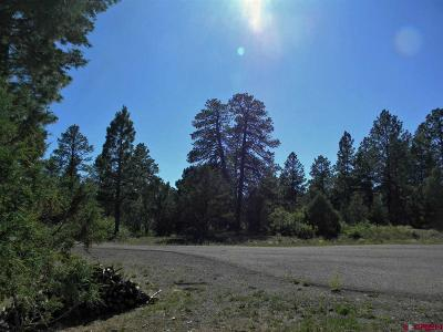 Ridgway Residential Lots & Land For Sale: Big Canyon Point