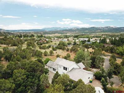 La Plata County Single Family Home UC/Contingent/Call LB: 505 Valle Escondido Drive