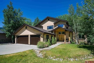 Durango Single Family Home For Sale: 332 Horse Thief Lane