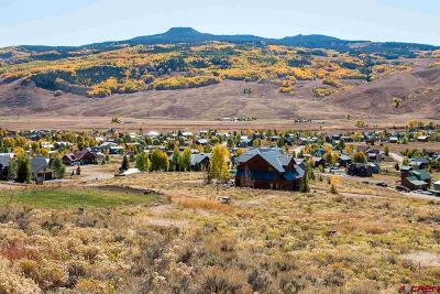 Crested Butte South Residential Lots & Land NEW: 2537 Bryant Avenue