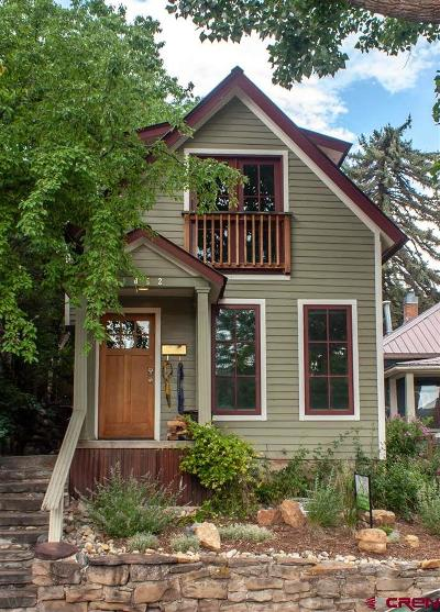 La Plata County Single Family Home NEW: 1052 5th Avenue