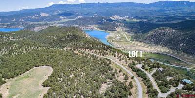 Ridgway Residential Lots & Land For Sale: Pointe Escape Lot 1