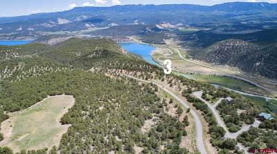 Ridgway Residential Lots & Land For Sale: Pointe Escape Lot 3