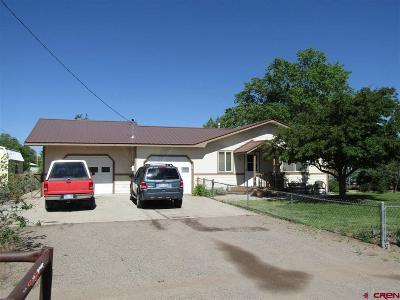 Monte Vista Single Family Home UC/Contingent/Call LB: 537 N Henderson