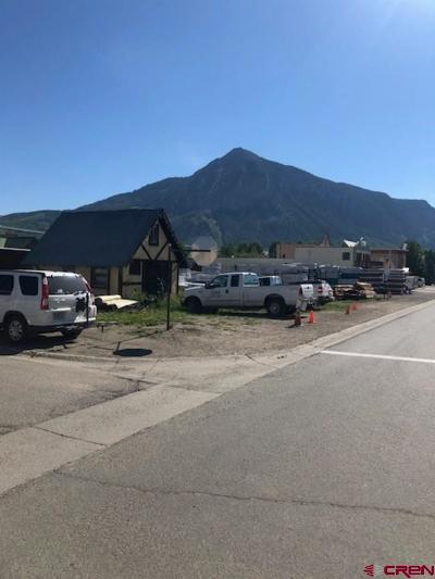 Almont, Crested Butte, Gunnison, Mt. Crested Butte Residential Lots & Land NEW: 618 Fourth Street