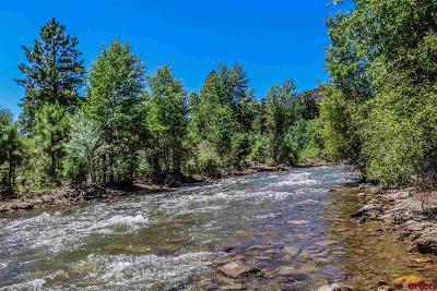 Durango Residential Lots & Land NEW: 108 Fat Dog Lane