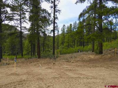 Durango Residential Lots & Land NEW: 104 Bell Flower Court