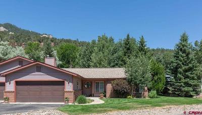 Durango Condo/Townhouse NEW: 720 Waterfall Lane