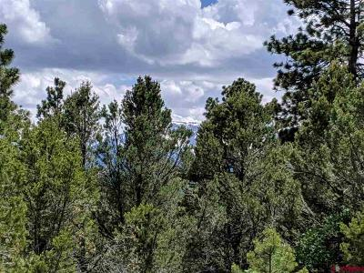 Ouray County Single Family Home For Sale: 126 Marmot Drive #Unit D