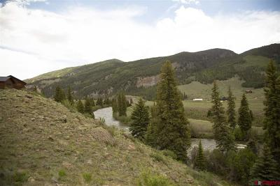 Creede Residential Lots & Land NEW: 28895 149 Highway