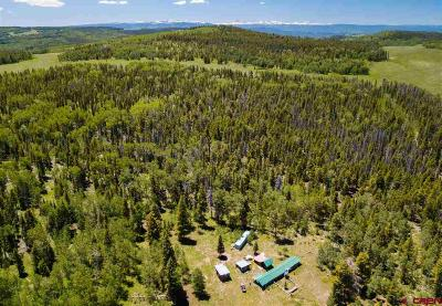 Powderhorn CO Farm NEW: $995,000