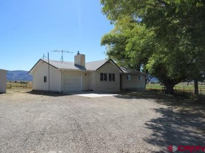 Cortez Single Family Home For Sale: 27796 Road H.6