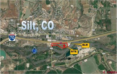 Silt CO Residential Lots & Land NEW: $1,950,000