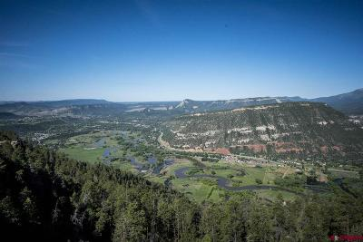 Durango CO Residential Lots & Land NEW: $775,000