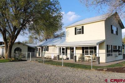 Single Family Home For Sale: 41092 Highway 145