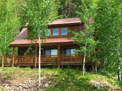 Almont CO Single Family Home For Sale: $399,000