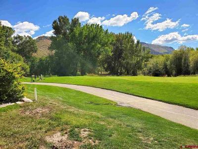 Durango Residential Lots & Land NEW: 646 Horse Thief Lane