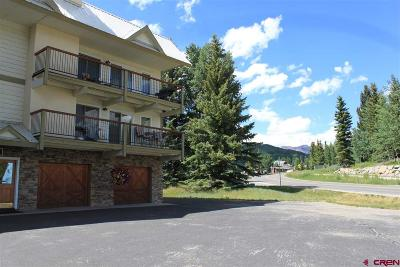 Mt. Crested Butte Condo/Townhouse NEW: 721 Gothic Road #E3