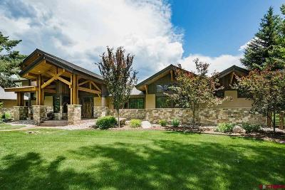 Durango CO Single Family Home NEW: $1,595,000