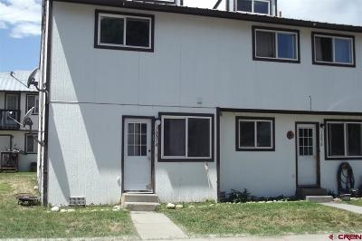 Gunnison Condo/Townhouse NEW: 1001 W Denver Avenue #Unit F-2