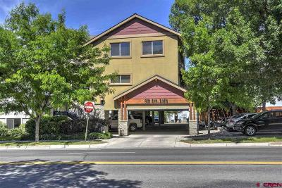 Durango Condo/Townhouse For Sale: 315 E 8th Avenue #2