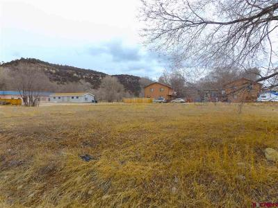 Dolores Residential Lots & Land For Sale: 110 N 16th St C-D