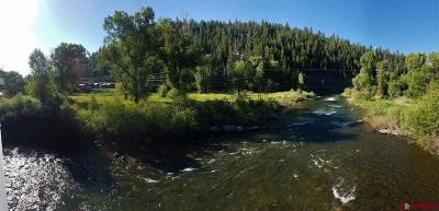Residential Lots & Land NEW: Pagosa Street