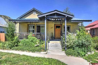 La Plata County Single Family Home For Sale: 361 East 6th Avenue