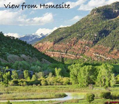 Durango Residential Lots & Land NEW: 600 Riverbend Street