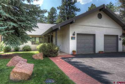 Durango Condo/Townhouse For Sale: 520 Hogan Circle