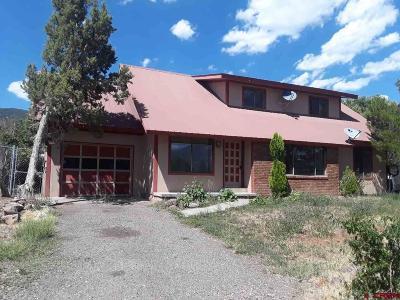 Paonia Single Family Home For Sale: 40367 Cedar Lane