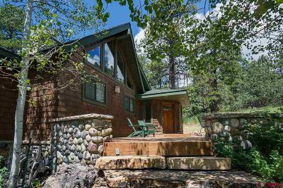 Durango Single Family Home For Sale: 257 Starwood Trail