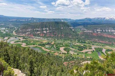Durango Residential Lots & Land NEW: 10 Durango Cliffs Drive
