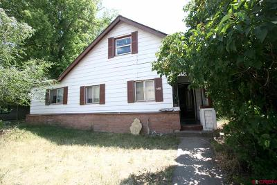 La Plata County Single Family Home NEW: 140 E 29th Street