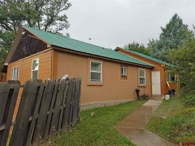 Durango Multi Family Home UC/Contingent/Call LB: 32827 N Hwy 550 Highway