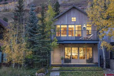 Telluride Single Family Home For Sale: 565 E Colorado Avenue