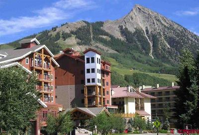 Mt. Crested Butte Condo/Townhouse For Sale: 620 Gothic Road #604